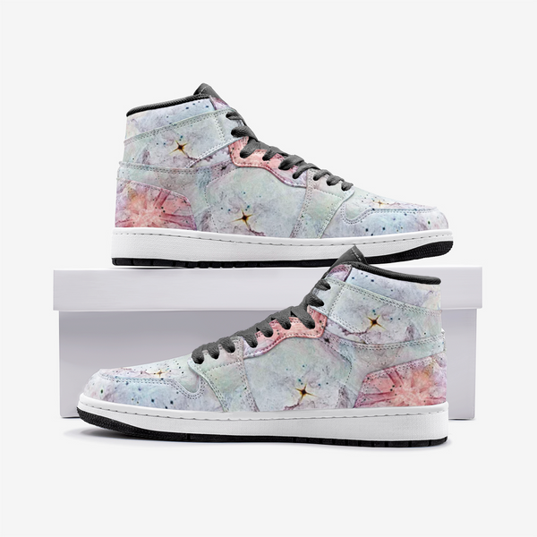 Aphrodite Psychedelic Full-Style High-Top Sneakers
