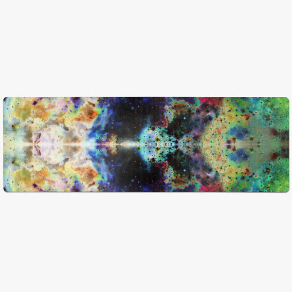 Acolyte Ethos Psychedelic Suede Anti-Slip Yoga Mat