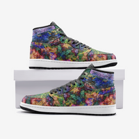 Starflow Psychedelic Full-Style High-Top Sneakers