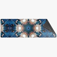Beacon Psychedelic Suede Anti-Slip Yoga Mat