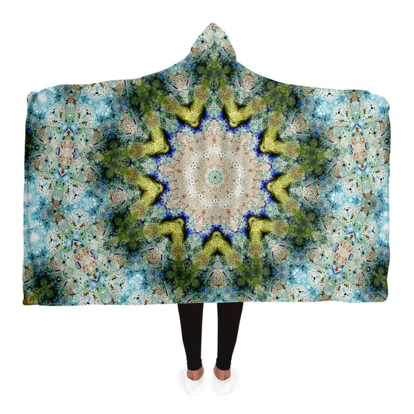 Freya Collection Hooded Blanket - Heady & Handmade