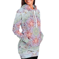 Aphrodite Collection Fleece-Lined Long Hoodie - Heady & Handmade