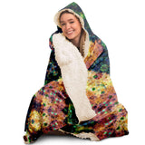 Venus Collection Hooded Blanket - Heady & Handmade