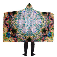 Celestial Wobble Collection Hooded Blanket - Heady & Handmade