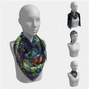 Apoc Collection Scarf / Bandana - Heady & Handmade