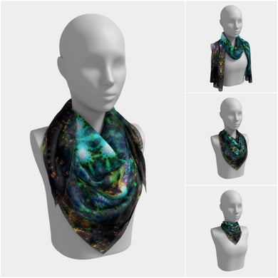 Ceres Collection Scarf / Bandana - Heady & Handmade