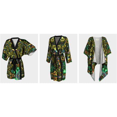 Xerxes Collection Kimono - Heady & Handmade
