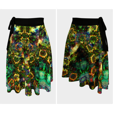 Xerxes Collection Wrap Skirt - Heady & Handmade