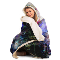 Dracon Collection Hooded Blanket - Heady & Handmade