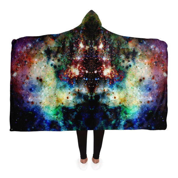 Ishtar Collection Hooded Blanket - Heady & Handmade