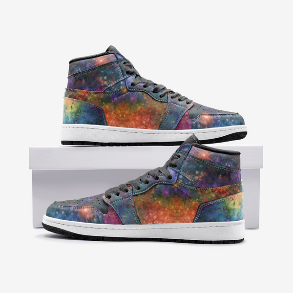 Fortuna Psychedelic Full-Style High-Top Sneakers