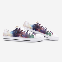 Baltus Psychedelic Canvas Low-Tops