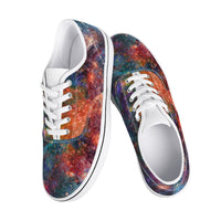 Fortuna Psychedelic Split-Style Skate Shoes