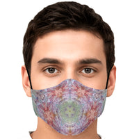 Aphrodite Psychedelic Adjustable Face Mask (Quantity Discount)