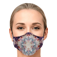 Medusa Psychedelic Adjustable Face Mask (Quantity Discount)