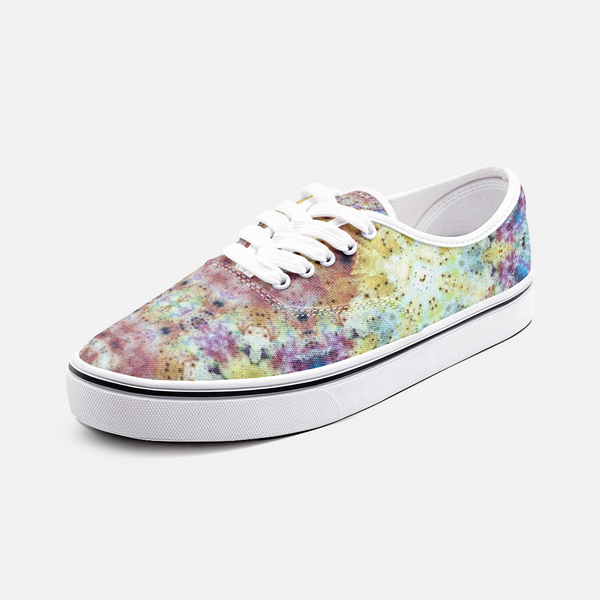 Conscious Psychedelic Full-Style Skate Shoes