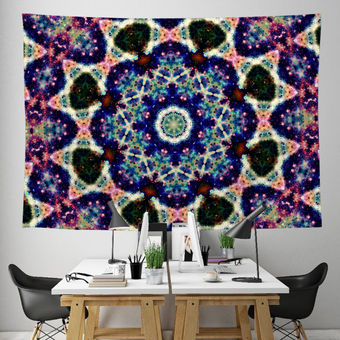 Anansi Collection Tapestry / Festival Flag - Heady & Handmade