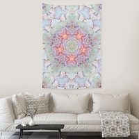 Aphrodite Collection Tapestry / Festival Flag - Heady & Handmade