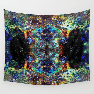 Apoc Collection Tapestry / Festival Flag - Heady & Handmade