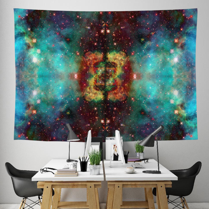 Archon Collection Tapestry / Festival Flag - Heady & Handmade
