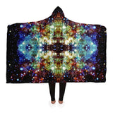 Valhalla Collection Hooded Blanket - Heady & Handmade