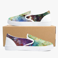Ishtar Psychedelic Slip-On Skate Shoes