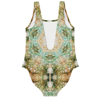 Amberwood Collection One Piece Swimsuit - Heady & Handmade