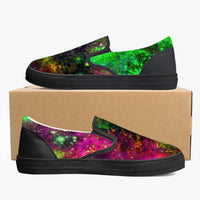 Lilith Psychedelic Slip-On Skate Shoes