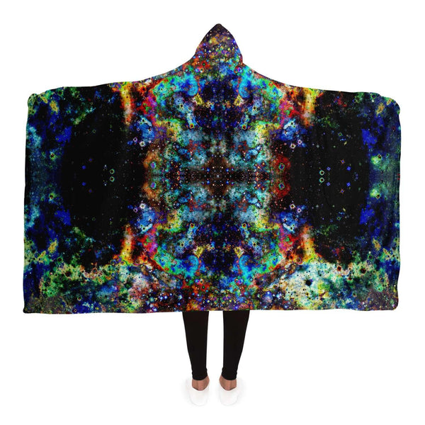 Apoc Collection Hooded Blanket - Heady & Handmade