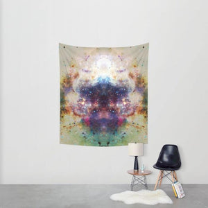 Baltus Collection Tapestry / Festival Flag - Heady & Handmade