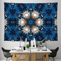 Beacon Collection Tapestry / Festival Flag - Heady & Handmade