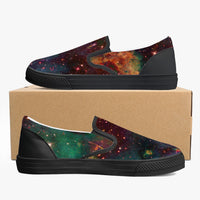 Archon Psychedelic Slip-On Skate Shoes