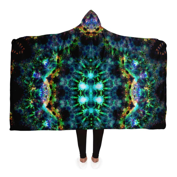 Ceres Collection Hooded Blanket - Heady & Handmade