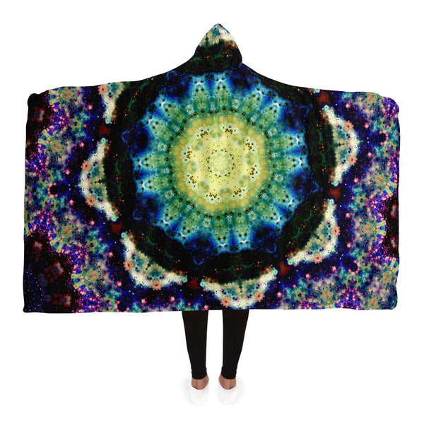 Gilean Collection Hooded Blanket - Heady & Handmade