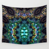 Ceres Collection Tapestry / Festival Flag - Heady & Handmade