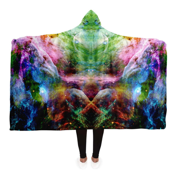 Nammu Collection Hooded Blanket - Heady & Handmade