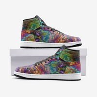 Unitas Psychedelic Full-Style High-Top Sneakers