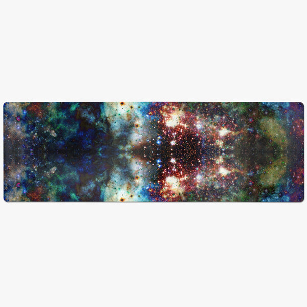 Ishtar Psychedelic Suede Anti-Slip Yoga Mat