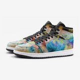 Acquiesce Nightshade Psychedelic Full-Style High-Top Sneakers