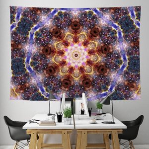 Deneva Collection Tapestry / Festival Flag - Heady & Handmade