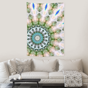 Dreamweaver Collection Tapestry / Festival Flag - Heady & Handmade