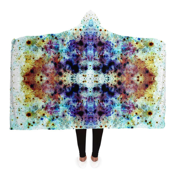 Regail Collection Hooded Blanket - Heady & Handmade