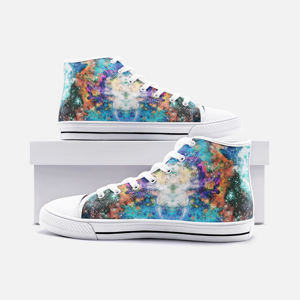 Acquiesce Apothos Psychedelic Canvas High-Tops