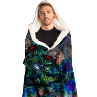 Valendrin Collection Hooded Blanket - Heady & Handmade