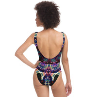 Lyrical Collection One Piece Swimsuit - Heady & Handmade