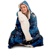 Beacon Collection Hooded Blanket - Heady & Handmade