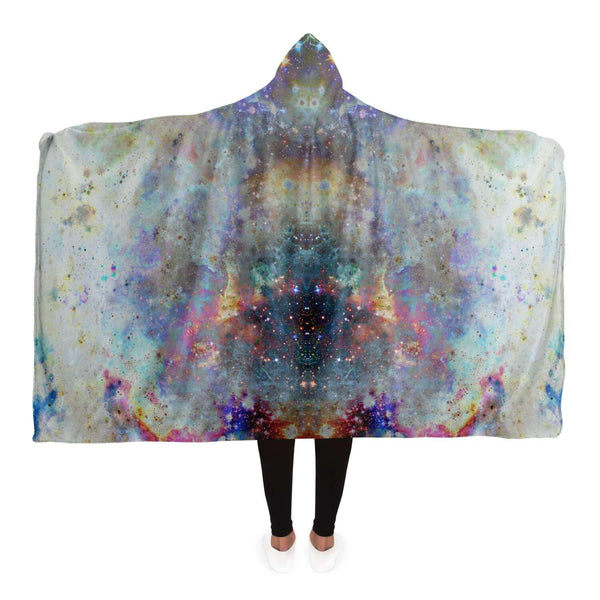 Ilyas Collection Hooded Blanket - Heady & Handmade
