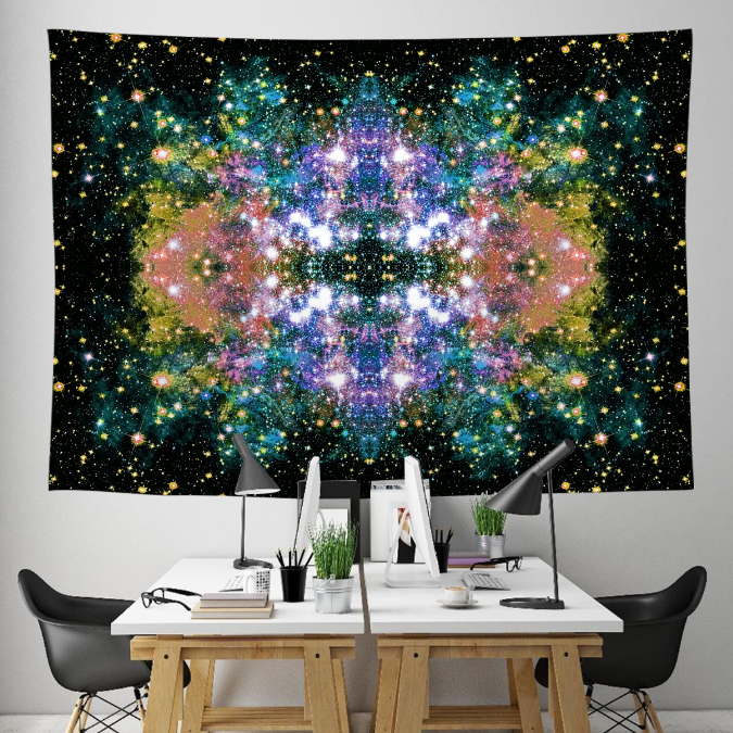 Ekhi Collection Tapestry / Festival Flag - Heady & Handmade