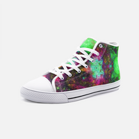 Lilith Psychedelic Canvas High-Tops