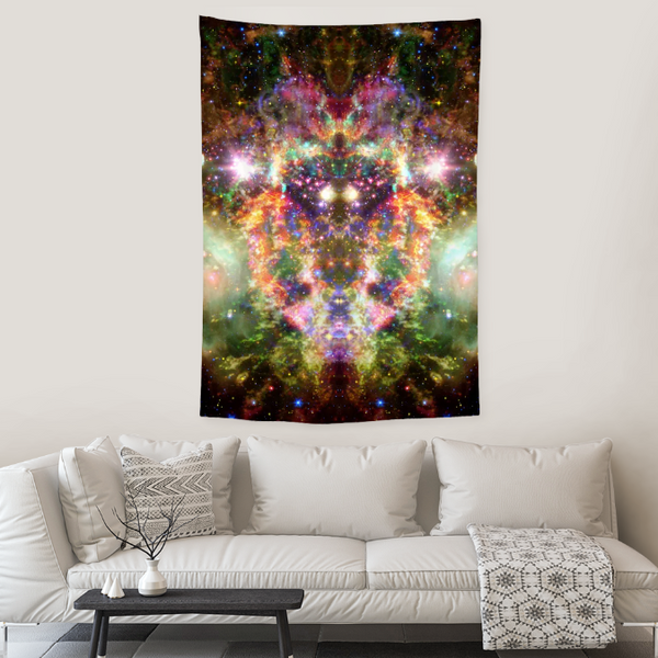 Ilstaag Collection Tapestry / Festival Flag - Heady & Handmade